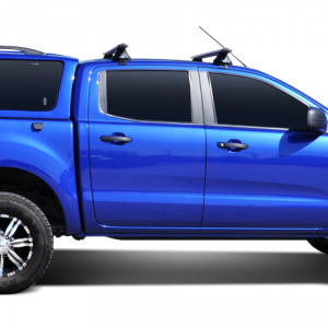 Carryboy Ute Canopy - Ford Ranger - 2011 - On