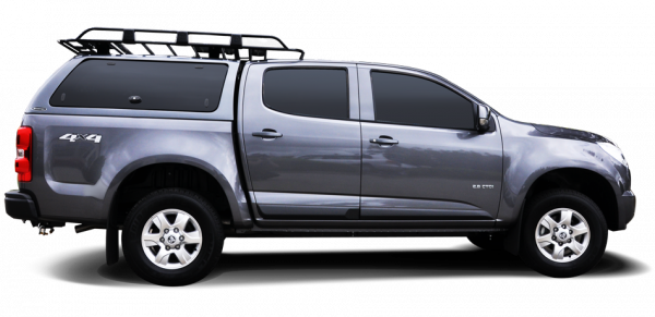 Carryboy Ute Canopy - Holden Colorado - 2012 - On