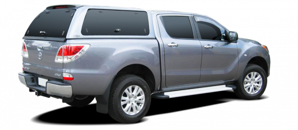 Carryboy Ute Canopy - Mazda BT-50 - 2011 - On