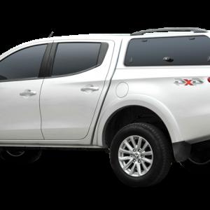 Carryboy Ute Canopy - Mitsubishi Triton - 2015 - On