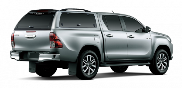Carryboy Ute Canopy - Toyota Hilux - 2015 - On