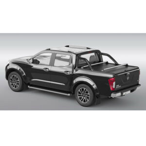 Mountain Top Roll - Ute Roller Cover Black - Nissan Navara - 2015 - On